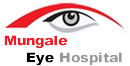 Mungale Eye Hospital Logo